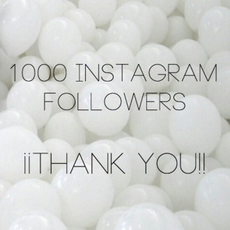 1000 Followers&UnPlan10