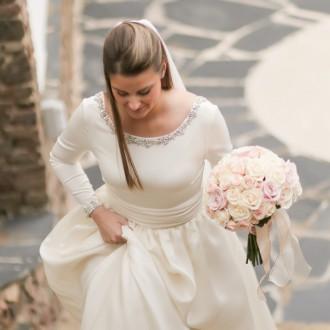 CT Bride: Novia de invierno.
