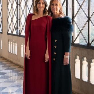 Madre e hija CT