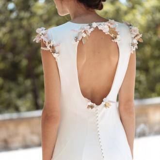 Vestidos de novia bucólicos