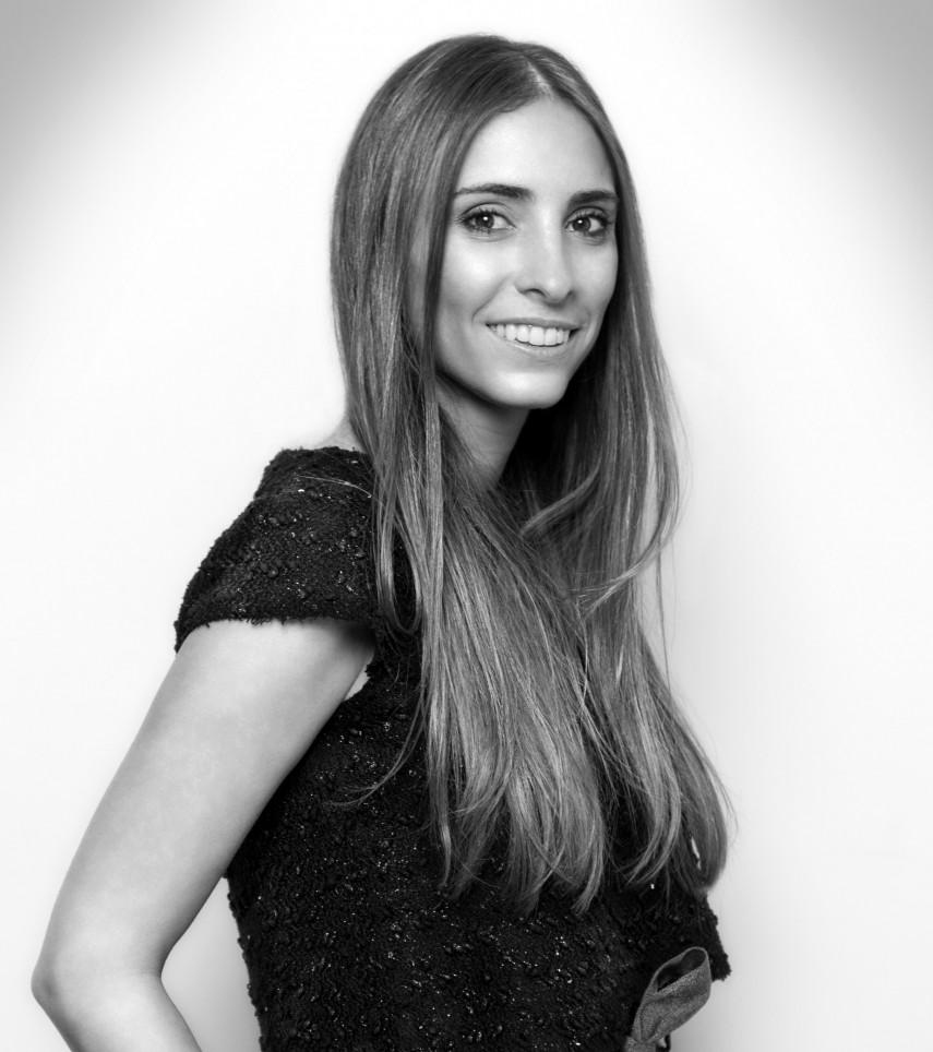 Cristina Tamborero diseñadora de alta costura