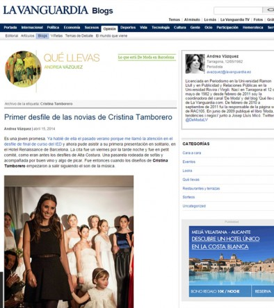 La Vanguardia Blogs