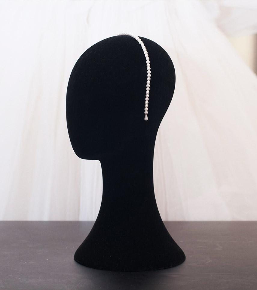 Corona novia Ciara