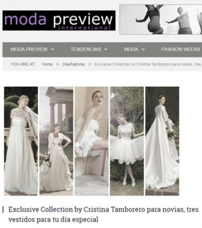 MODA PREVIEW INTERNATIONAL