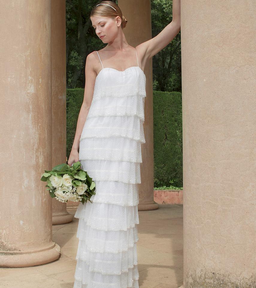Vestido de boda Olga