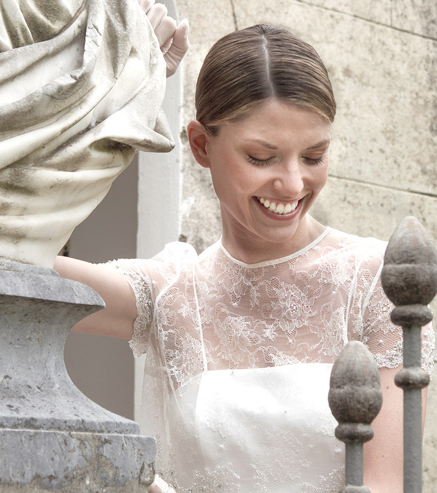 Vestido de boda Olivia