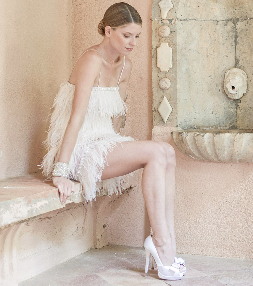 Vestido novia Oriana