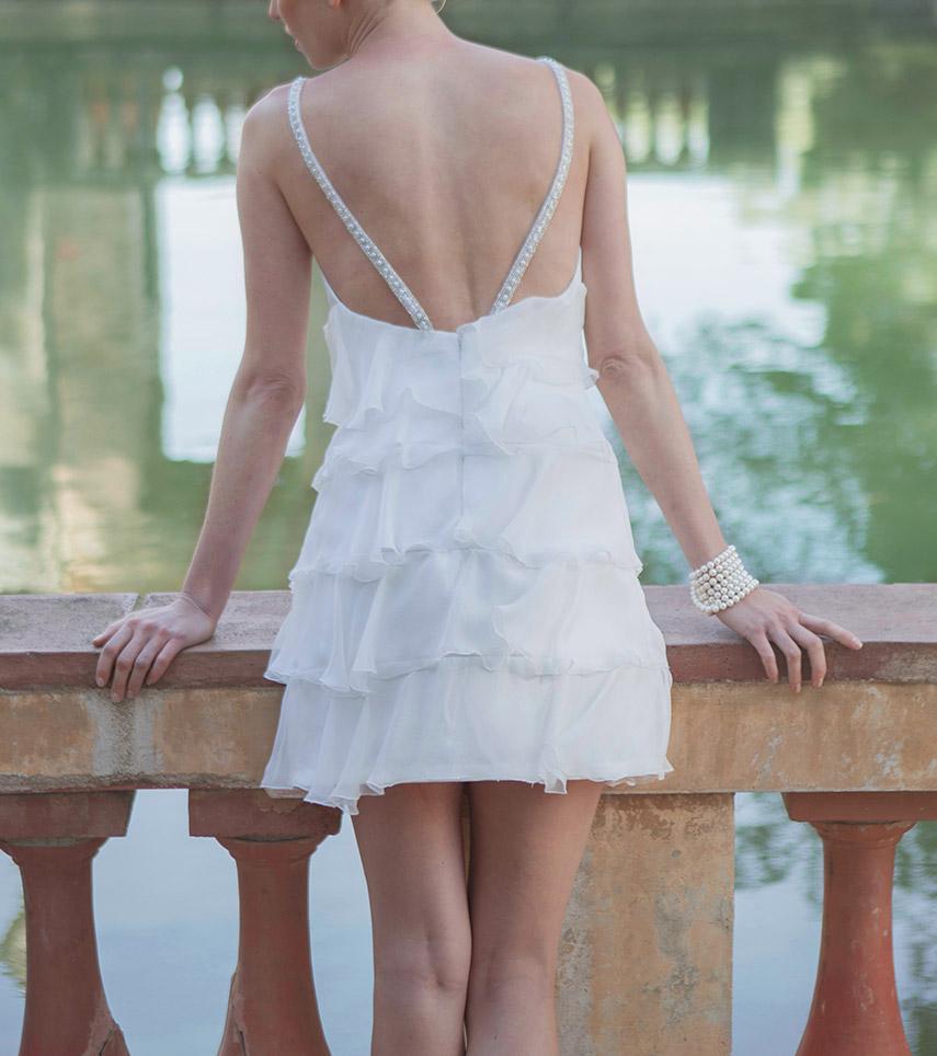 Vestido novia Otilia