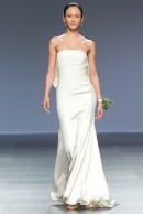 Barcelona Bridal Week modelo Astrid