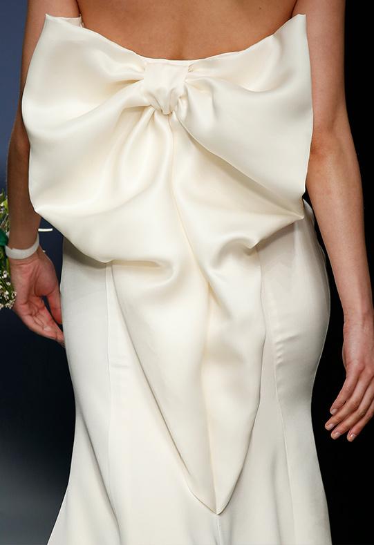 Barcelona Bridal Week diseño Astrid