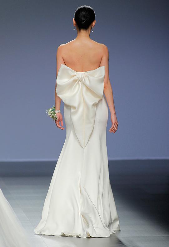 Barcelona Bridal Week vestido Astrid