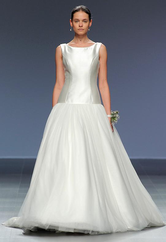 Barcelona Bridal Week vestido Amanda
