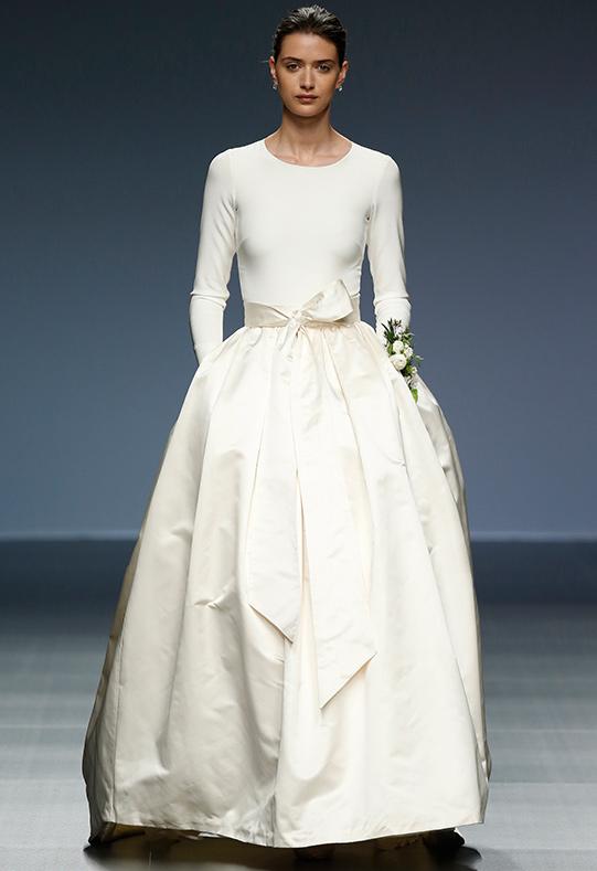 Barcelona Bridal Week Annick