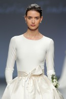 Barcelona Bridal Week novia Annick