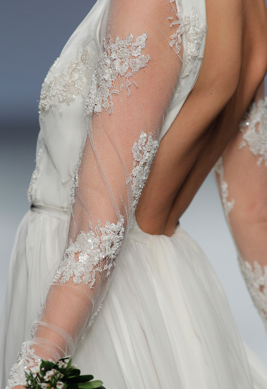 Barcelona Bridal Week Adela