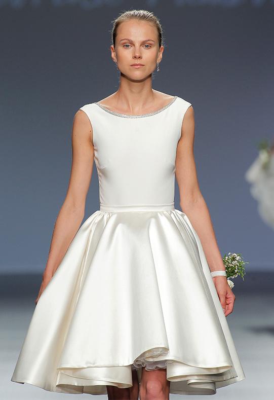 Barcelona Bridal Week diseño Alma