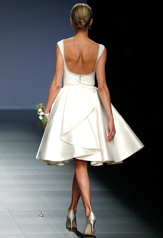 Barcelona Bridal Week modelo Alma
