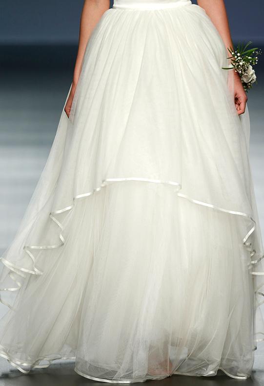 Barcelona Bridal Week vestido Amelie