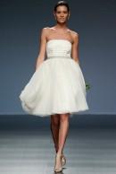Barcelona Bridal Week desfile novias