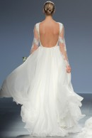 Barcelona Bridal Week modelo Adela