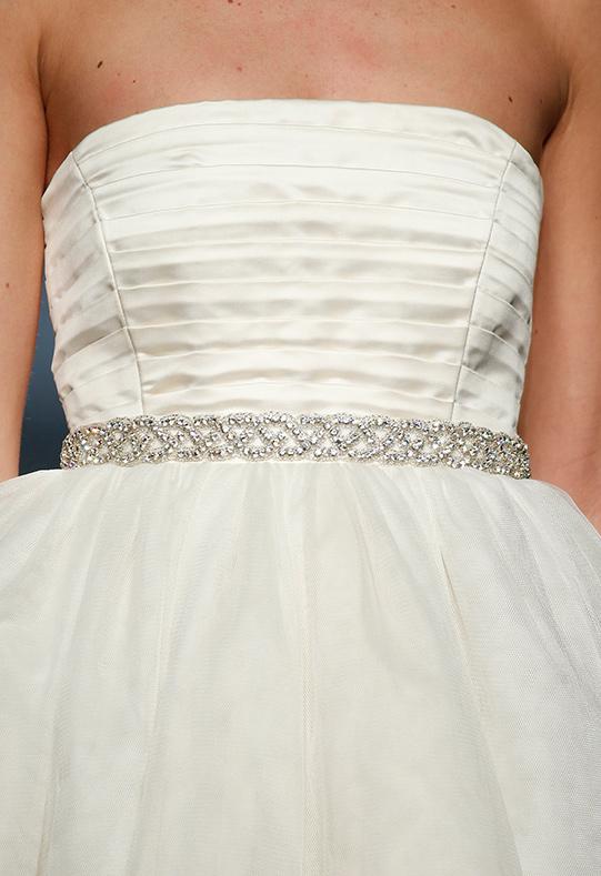 Barcelona Bridal Week modelo Anastasia