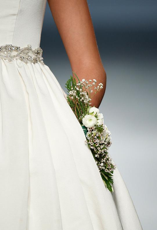 Barcelona Bridal Week desfile
