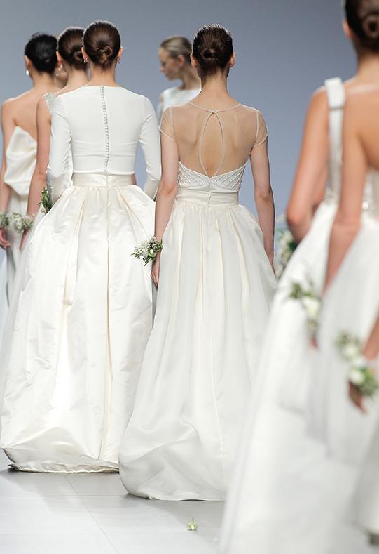 Diseños Barcelona Bridal Week