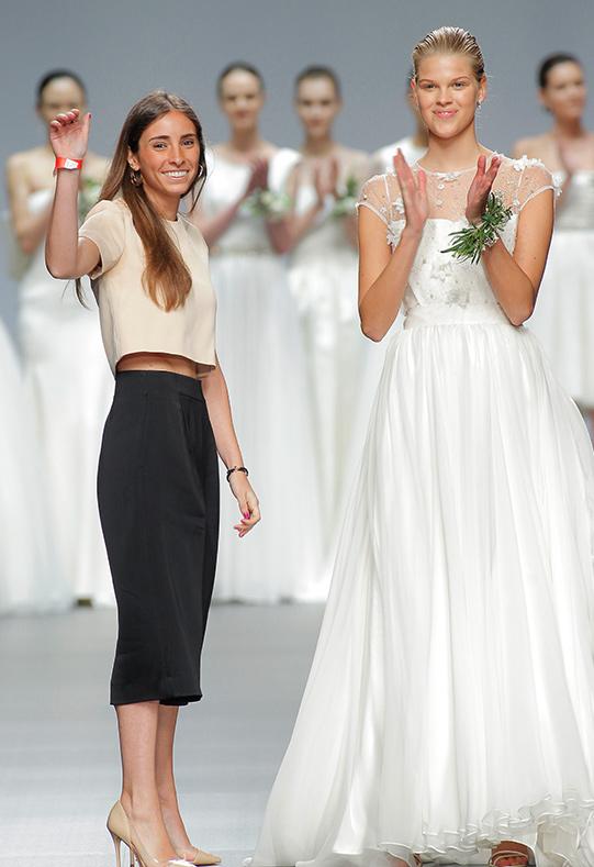 Desfile Barcelona Bridal Week