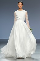 Barcelona Bridal Week modelo Agnes