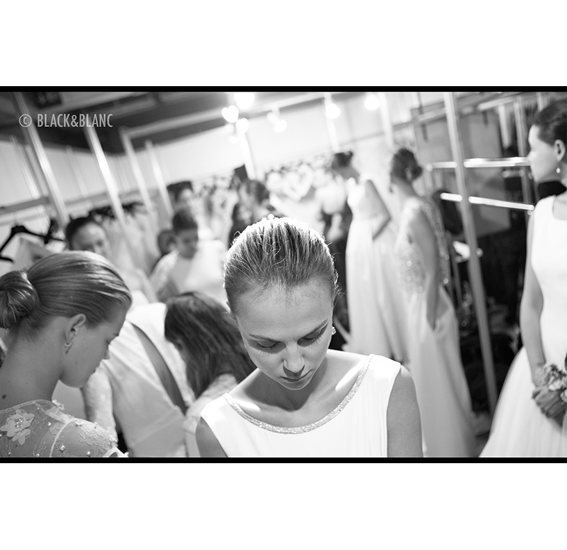 Bridal Week 2015 Backstage