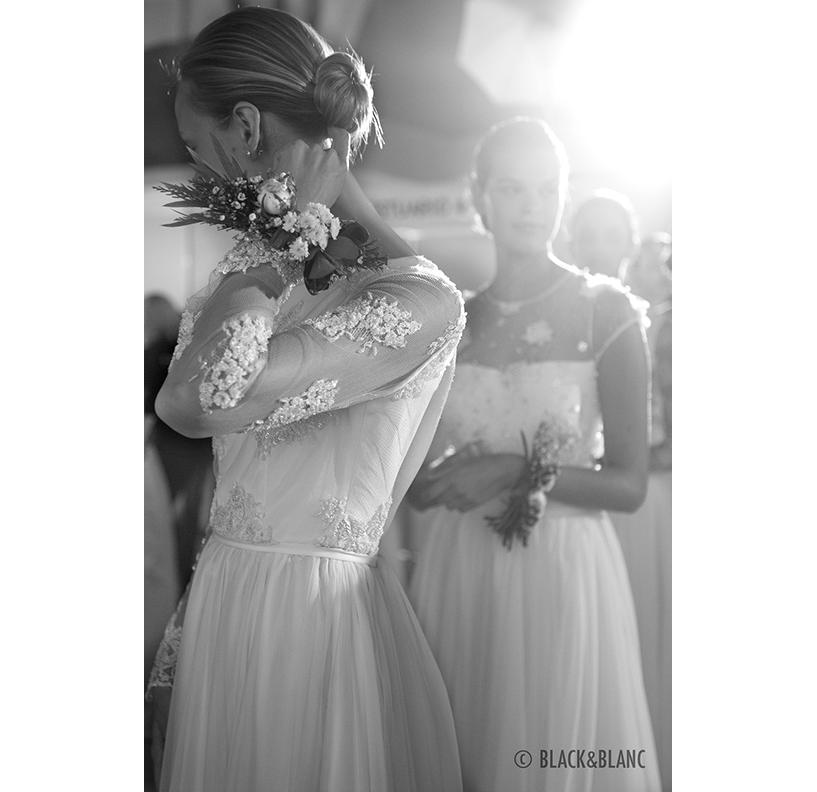 Backstage Bridal Week 2015