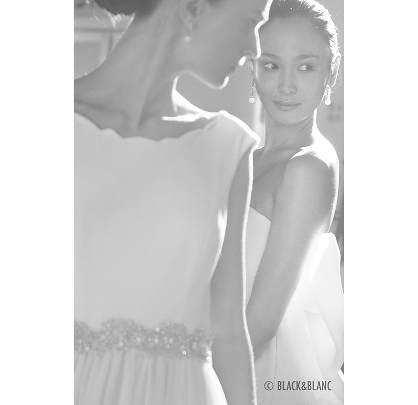 Modelos backstage Cristina Tamborero