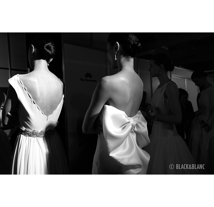 Backstage Cristina Tamborero