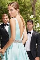 Claudia Albons vestido Mar