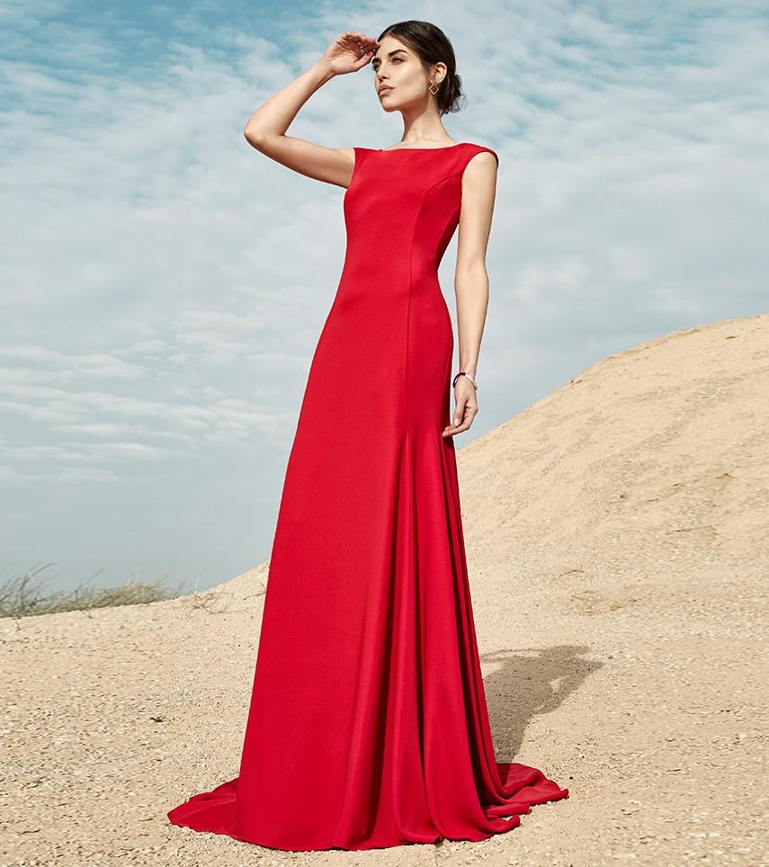 Vestido Narciso Colección Mirage