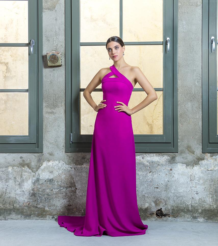 Vestidos Color Bugambilia 2017 Irfandiawhiteco