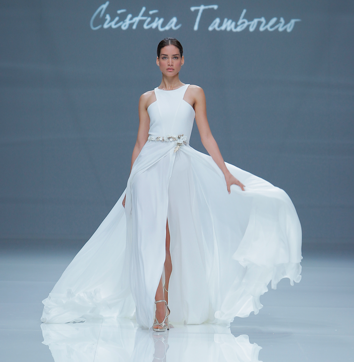 "Vestido novia ""Dorothy"" de Cristina Tamborero"